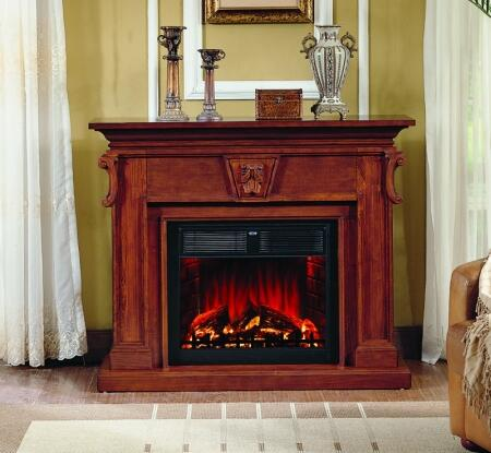 WF6216 Wooden Fireplace Only