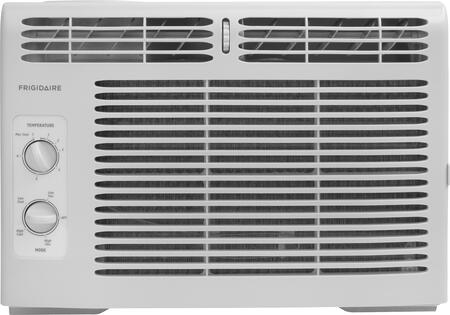FFRA0511R1 16 Window-Mounted Room Air Conditioner with 5 000 BTUs Cooling Capacity  Effortless Temperature Control  Effortless Clean Filter  Quick