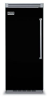 "VCRB5362LBK 36"" Professional 5 Series  Built In All Refrigerator with 22.8 cu. ft. Capacity  ProChill System  Plasmacluster System  ColdZone Drawer and Left"