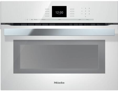 "H6600BMBRWS 24"" Single Electric Speed Oven With 19 Operating Modes  SensorTronic Controls  MasterChef Programs  PerfectClean Interior  And Temperature Probe in"