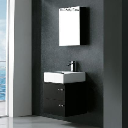 Click here for VG09002104K 22-inch Single Bathroom Vanity with Me... prices