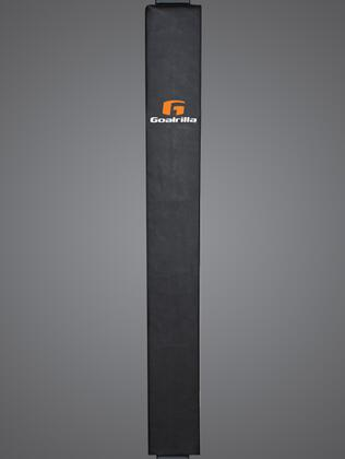 B2700W Square Basketball 62 inch  Pole Pad with an All-Weather  Durable Protective