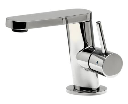 AB1010-PSS Ultra Modern Polished Stainless Steel Bathroom