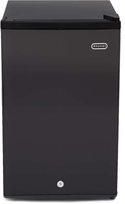Whynter CUF-301BK 3.0 cu. ft. Energy Star Upright Freezer with Lock, Black