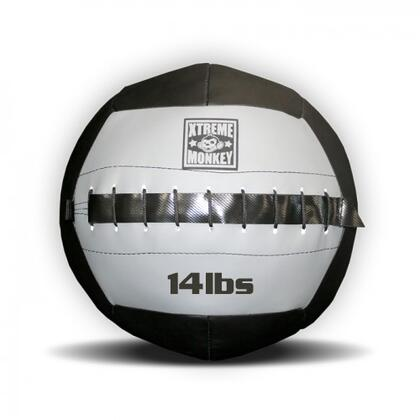 XM-100-WB14 Commercial 14 lbs. Wall Ball with 45 inch  Circumference in