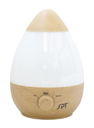 SU2550GN Ultrasonic Humidifier  Fragrance Diffuser with Cool Mist Control in Wood 383699