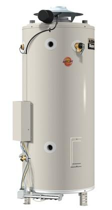 BTR-500A Commercial Tank Type Water Heater Nat Gas 85 Gal Master-Fit 500 000 BTU