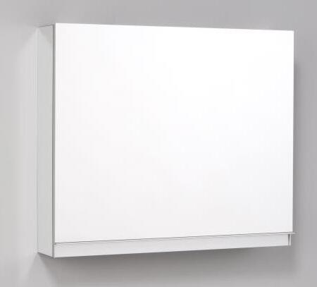 UC4827FPL Uplift 48 inch  x 27 inch  x 6 inch  Single Door Medicine Cabinet with Integrated Electrical  Nightlight  and Mirror