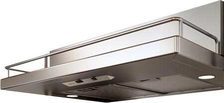 "ZTE-E30AS290 30"" Essential Europa Series Terazzo Under-Cabinet Range Hood with 290 CFM Internal Blower  Mechanical Slide Control  3 Speed Levels and Dual Level"