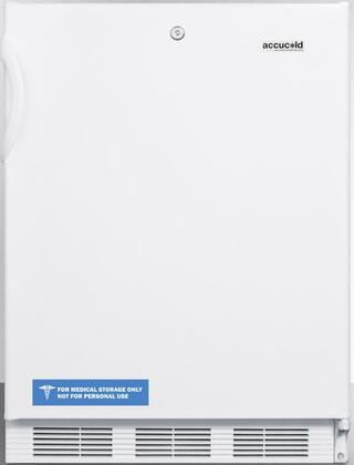 FF7LBIADA 24 inch  FF7BIADA Series ADA Compliant Medical  Commercially Approved Freestanding or Built In Compact Refrigerator with 5.5 cu. ft. Capacity  Auto