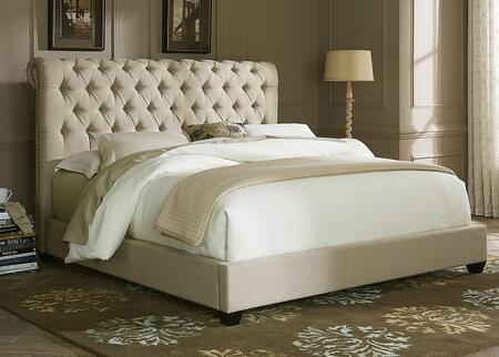 Chesterfield_collection_CHESTERFIELDSDQBD_Queen_Tufted_Bed_with_Scrolled_Headboard__Nail_Head_Accent_and_Sand_Linen_in_Sand