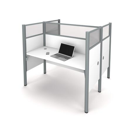 100870D-17 Pro-Biz Double face to face workstation in