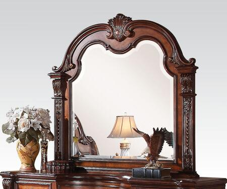 Nathaneal Collection 22314 Mirror in Tobacco