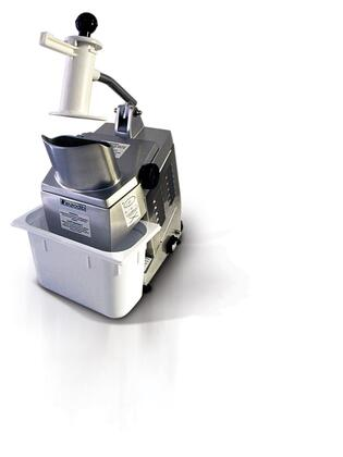 TM  Vegetable Cutter by Sirman for commercial use with Production of 420