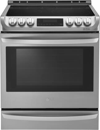 Click here for LSE4613ST 30 Slide-In Electric Range with 6.3 cu.... prices