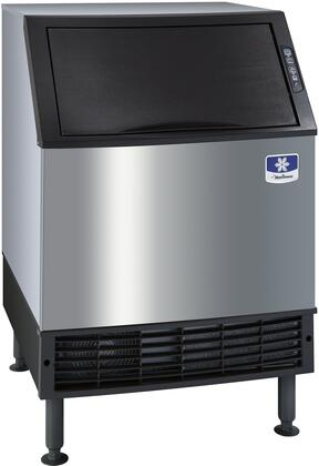 UD-0240A 26 inch  Undercounter Ice Machines with up to 225 lb Daily Ice Production  80 lb Storage Capacity  Removable Bin  Air Filter  Energy