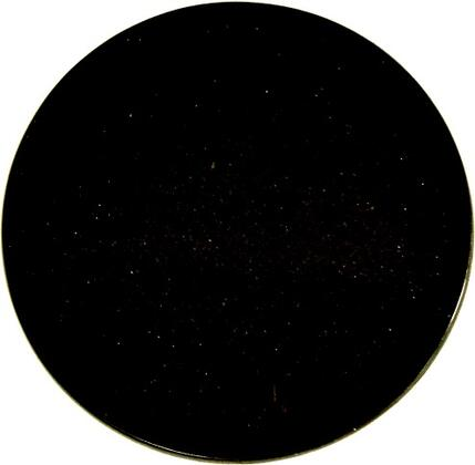 G20624RD 24 inch  Round Natural Granite Tabletop in Black
