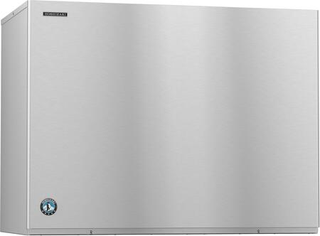 KM-2600SRJ3 48 inch  KM Edge Series Stackable Remote Cooled Ice Maker Modular with 2617 lbs. Daily Ice Production  H-GUARD Plus Antimicrobial Agent Protection