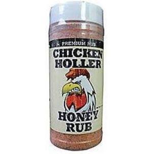 SFHR11 US Stove Company Chicken Holler Honey Rub