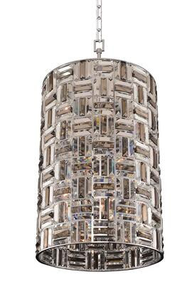 031750-010-FR000 Modello Small Foyer Light Pendant (4+4-Light) Style  120V in Chrome