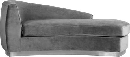 Julian Collection 621Grey-Chaise 70