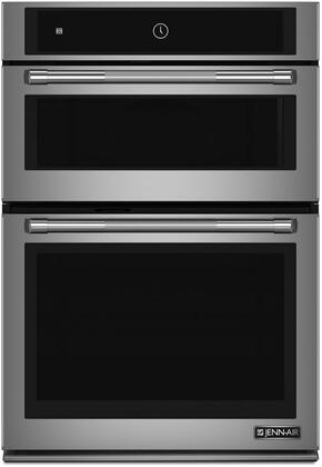 JENN-AIR JMW2430DP 30 Inch Electric Double Wall Oven/Microwave Combo