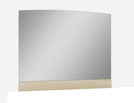Chiara Collection 18754-BM Buffet 55 inch  x 44 inch  Buffet Mirror in Light