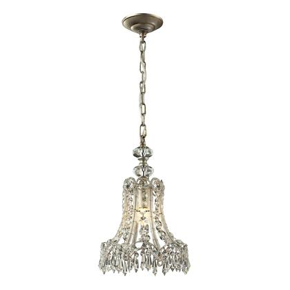 11705/1 Sasha Collection 1 Light penant in Aged