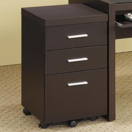 800903 Papineau File Cabinet with 3 Drawers by Coaster
