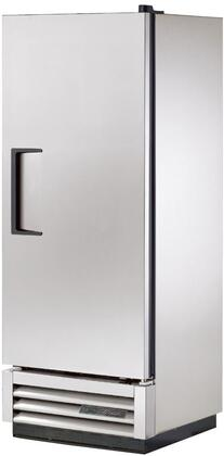 T-12-HC Reach-In Solid Swing Door Refrigerator With Hydrocarbon Refrigerant With 3 Shelves  Interior Lighting  Epoxy Coated Evaporator  1/6 Horsepower  12 cu.