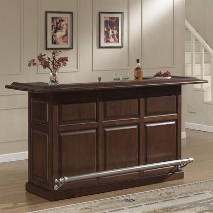600044NAV-S Catania Bar  Lockable Storage Cabinets With 2 Pullout Drawers  Drink Mixing and Cutting Ledge & Removable Ice Storage and Bottle Wells in a Navajo