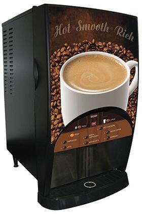 38900.0305 SLCA-7 Specialty Liquid Coffee Dispenser With 4 gal Hot Water Tank Capacity  Key Lock On Door  in