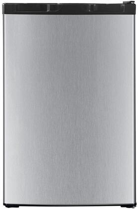 Avanti RMX45B3S 22 4.5 CF Counter High Refrigerator Freezer, Black