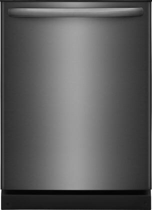Frigidaire FFID2426TD 24'' Built-in Dishwasher, 24 inch, Black Stainless