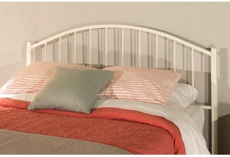 Cottage Collection 2084HTWR Twin Size Headboard with Rails  Open-Frame Panel Design and Sturdy Metal Construction in