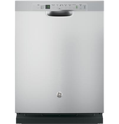 "GE 24"" Tall Tub Built-In Dishwasher Stainless steel GDF650SSJSS"