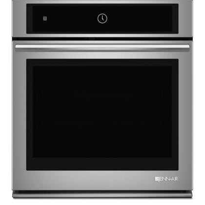 JENN-AIR JJW2427DS 27 inch 4.3 Cu. Ft Stainless Single Electric Convection Wall Oven