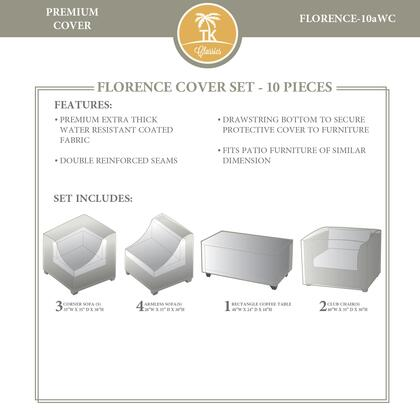 FLORENCE-10aWC Protective Cover