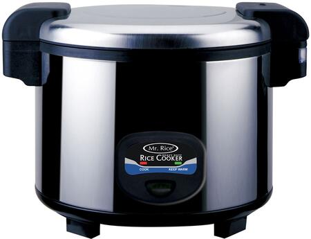 SC-5400S 35 Cup Heavy Duty Stainless Steel Rice
