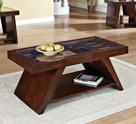 80310 Jelani Coffee Table in Brown