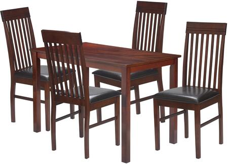 5200O Kitchen/Dining Table 5 Piece