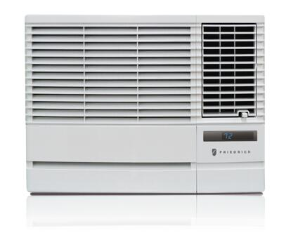 Cp12g10a 12 000 Btu Window Air Conditioner With 11.3 Eer  Multiple Speeds  Expandable Side Curtains  Stale Air Exhaust  Filter Alert  4-way Air Flow Control