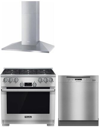 3-Piece Kitchen Package with HR1134LP 36