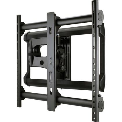 VLF220-B1 Full-Motion Wall Mount For Flat Panel Displays 37-56 inch  with 20 inch  Extension  QuickConnect  Virtual Axis and FollowThru Cable Management