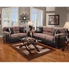 6000LAREDOCHOCOLATE-SET-GG Exceptional Designs Living Room Set in Laredo Chocolate