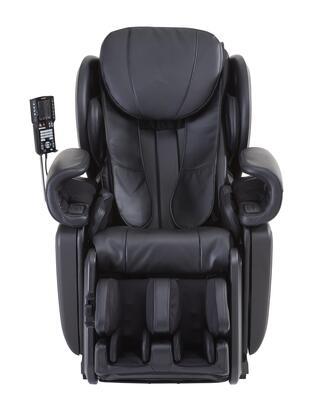 JMR0003-08NA J6800   Ultra High Performance Deep Tissue Japanese Designed 4D Massage Chair with 46 Massage Techniques  31 Airbags  2 Ball 3D Massage Head