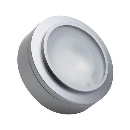 A720/29 Aurora 3 Light Xenon Disc Light In Stainless