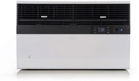 EL24N35B 28 Kuhl Series Air Conditioner with 24 000 Cooling BTU  Electric Heat  Timer  and Remote Control  in