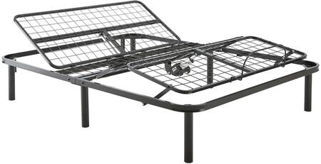 DSMBASIC1QN Motion Adjust Basics Adjustable Mattress Foundation With Wired Remote Queen