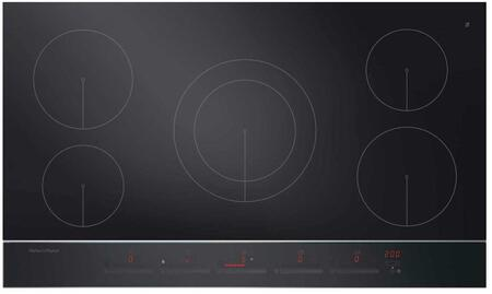 CI365DTB2N 36 inch  Induction Cooktops with 5 Zone Burners  Instant Response  Easy Cleaning  Enhanced Features  Superior Efficiency  and Precise Control